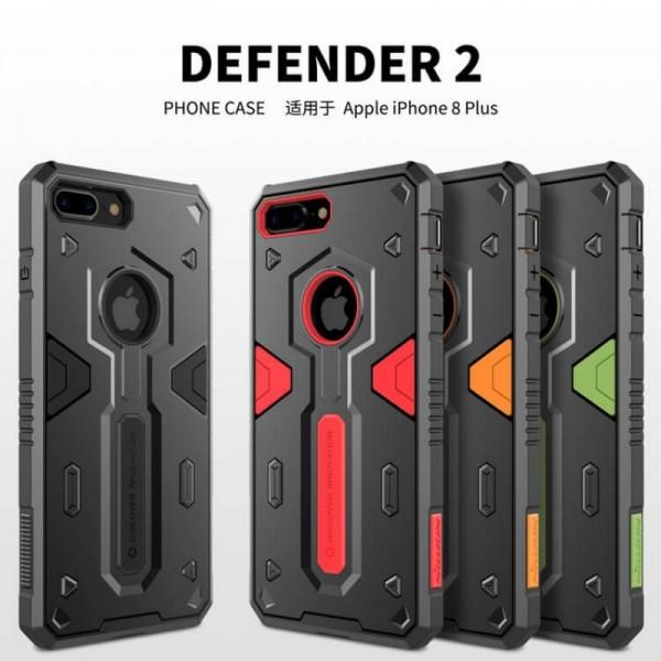 کاور محافظ نیلکین مدل Defender II مناسب Apple iPhone 8 Plus
