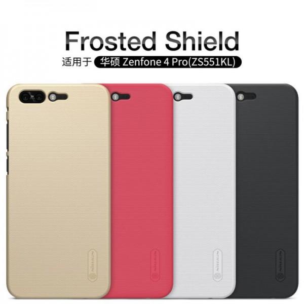قاب محافظ نیلکین ایسوس Asus Zenfone 4 Pro ZS551KL Nillkin Frosted Shield