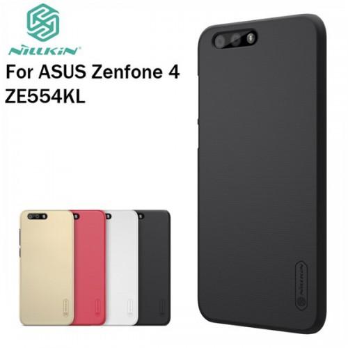 قاب محافظ ایسوس Asus Zenfone 4 ZE554KL نیلکین مدل Frosted Sheild