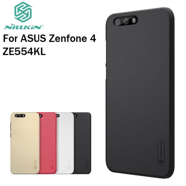 کاور محافظ نیلکین مدل Frosted Shield مناسب Asus Zenfone 4 ZE554KL