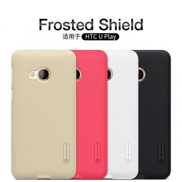 قاب محافظ نیلکین اچ تی سی HTC U Play Nillkin Frosted Shield