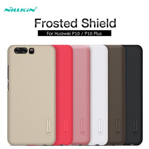قاب محافظ هواوی Huawei P10 Plus نیلکین مدل Frosted Shield