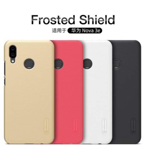 قاب محافظ هواوی Huawei P20 Lite / Nova 3e نیلکین مدل Frosted Sheild
