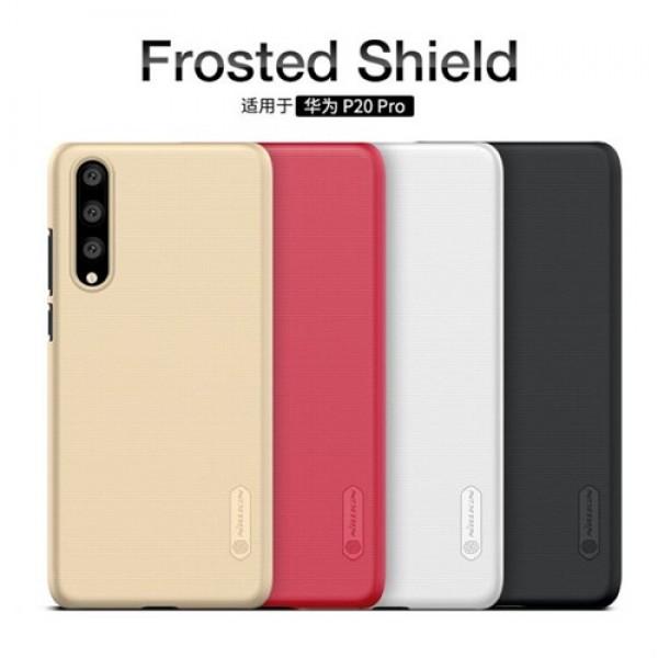 کاور محافظ نیلکین مدل Frosted Shield مناسب Huawei P20 Pro