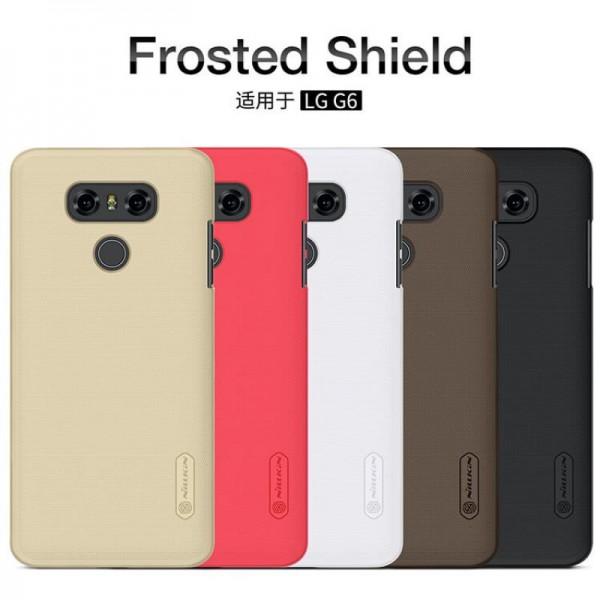 قاب محافظ نیلکین ال جی LG G6 Nillkin Frosted Shield Case