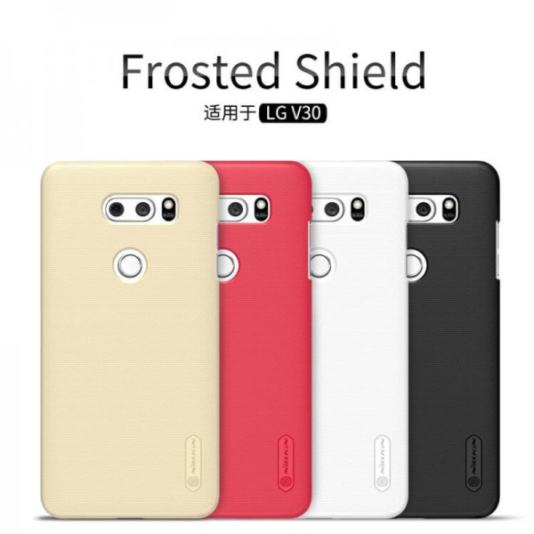 قاب محافظ نیلکین ال جی LG V30 Nillkin Frosted Shield Case