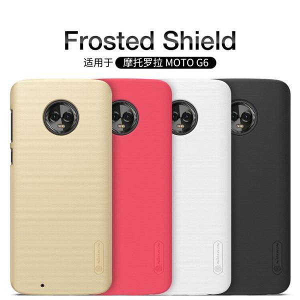 قاب محافظ نیلکین موتورولا Motorola Moto G6 Nillkin Frosted Shield