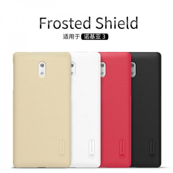 قاب محافظ نیلکین نوکیا Nokia 3 Nillkin Frosted Shield