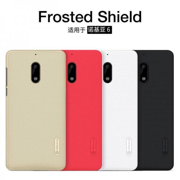 قاب محافظ نیلکین نوکیا Nokia 6 Nillkin Frosted Shield