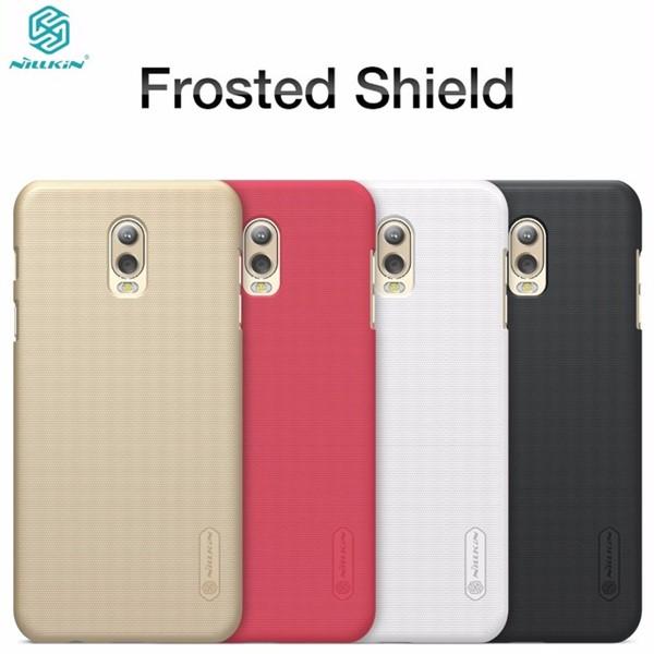 کاور محافظ نیلکین مدل Frosted Shield مناسب Samsung Galaxy C8/J7 Plus