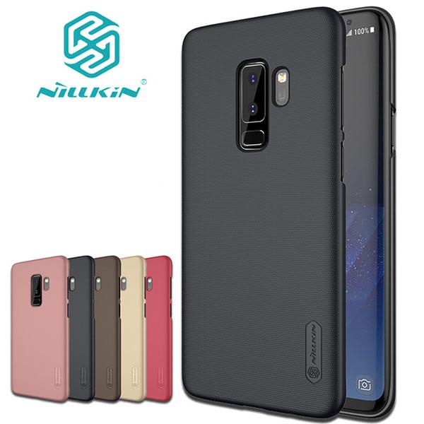 قاب محافظ نیلکین سامسونگ amsung Galaxy S9 Plus Nillkin Frosted Shield