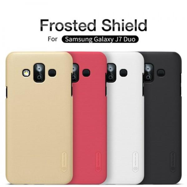 قاب محافظ نیلکین سامسونگ Samsung Galaxy J7 Duo Nillkin Frosted Shield