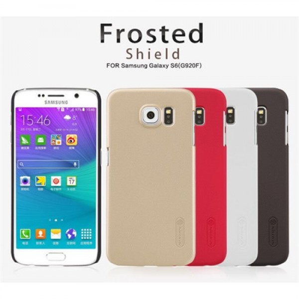 قاب محافظ نیلکین سامسونگ Samsung Galaxy S6 Nillkin Frosted Shield