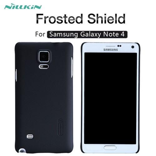 قاب محافظ سامسونگ Samsung Galaxy Note 4 نیلکین مدل Frosted Sheild