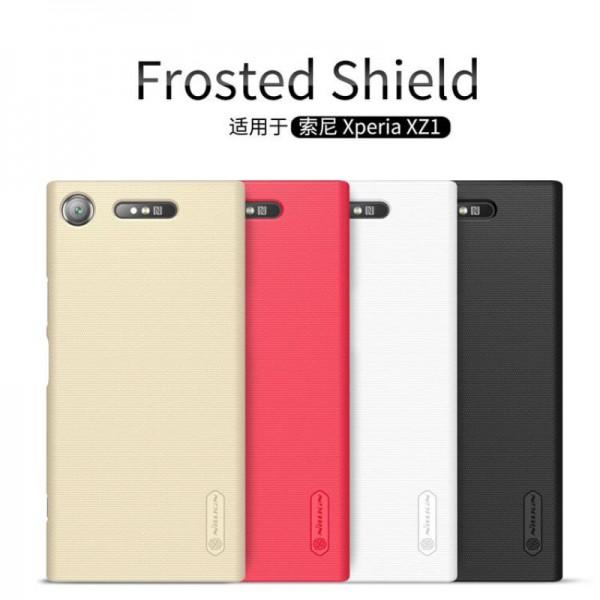 قاب محافظ نیلکین سونی Sony Xperia XZ1 Nillkin Frosted Shield