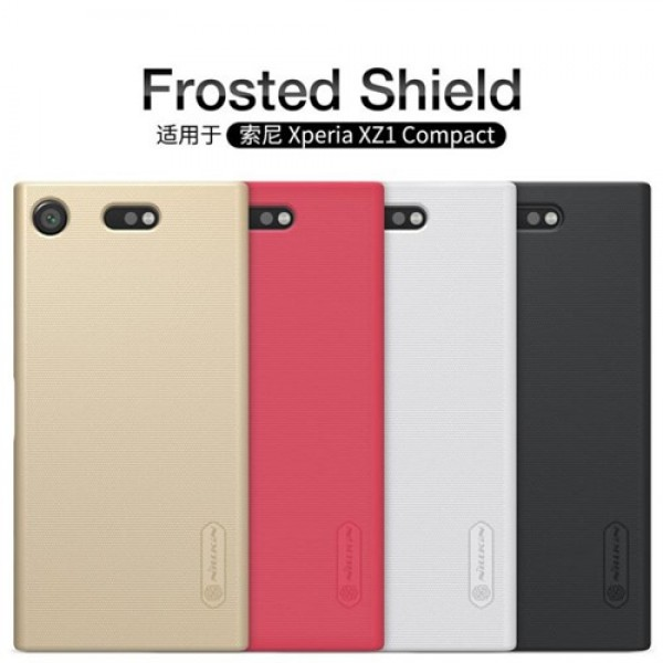 قاب محافظ نیلکین سونی Sony Xperia XZ1 Compact Nillkin Frosted Shield