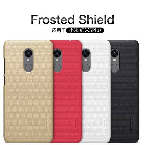 کاور محافظ نیلکین مدل Frosted Shield مناسب Xiaomi Redmi 5 Plus