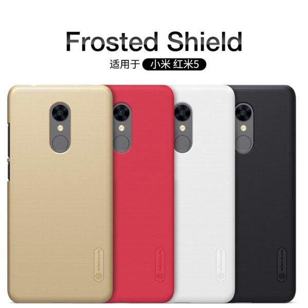 قاب محافظ نیلکین شیائومی Xiaomi Redmi 5 Nillkin Frosted Shield