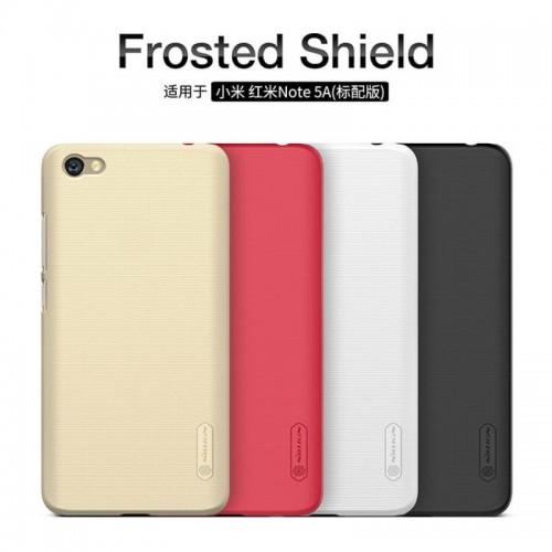 کاور محافظ نیلکین مدل Frosted Sheild مناسب Xiaomi Redmi Note 5A