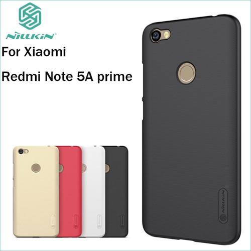 کاور محافظ نیلکین مدل Frosted Sheild مناسب Xiaomi Redmi Note 5A Prime