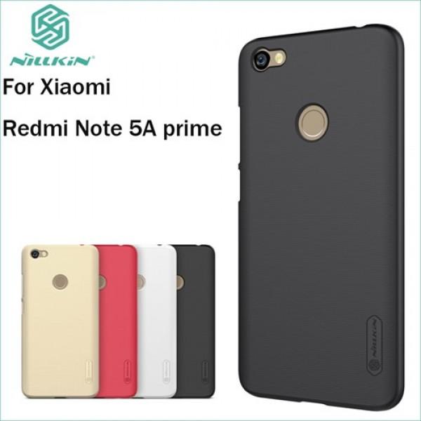 کاور محافظ نیلکین مدل Frosted Shield مناسب Xiaomi Redmi Note 5A Prime