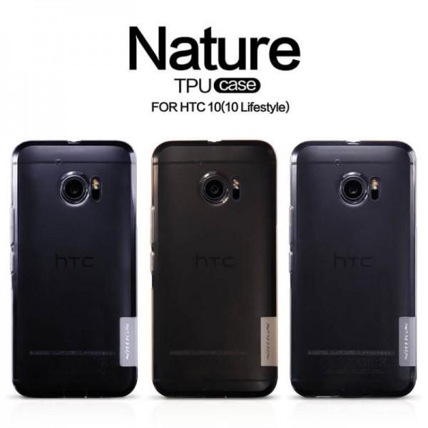 گارد ژله ای نیلکین Nature TPU مناسب HTC Desire 10 LifeStyle