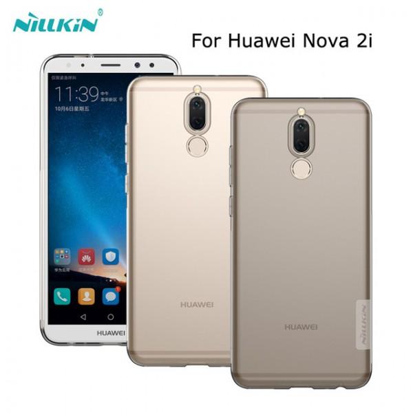 گارد ژله ای نیلکین Nature TPU مناسب Huawei Mate 10 Lite
