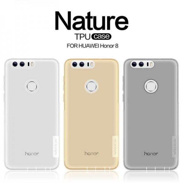 گارد ژله ای نیلکین Nature TPU مناسب Huawei Honor 8