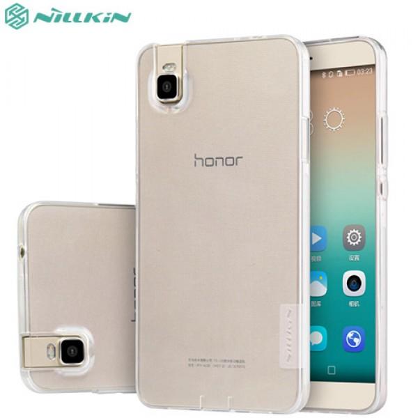 گارد ژله ای نیلکین Nature TPU مناسب Huawei Shot X / Honor 7i