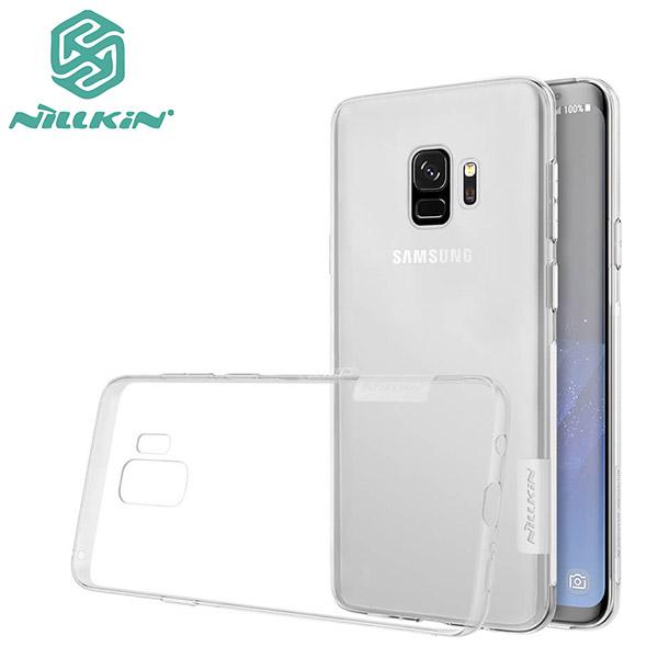 گارد ژله ای نیلکین Nature TPU مناسب Samsung Galaxy S9