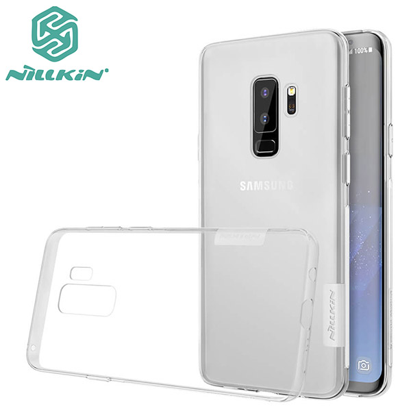 گارد ژله ای نیلکین Nature TPU مناسب Samsung Galaxy S9 Plus