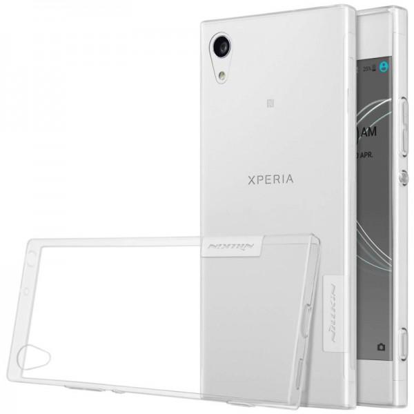 گارد ژله ای نیلکین Nature TPU مناسب Sony Xperia XA1