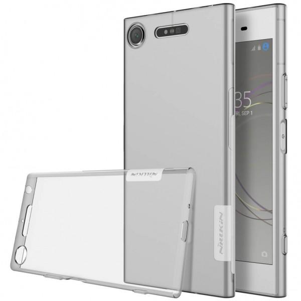 گارد ژله ای نیلکین Nature TPU مناسب Sony Xperia XZ1