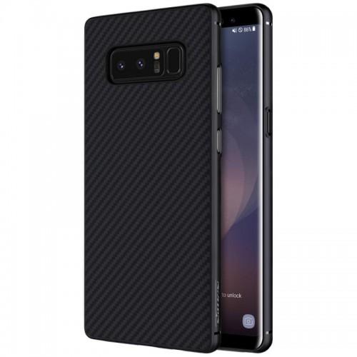 قاب محافظ فیبر نیلکین سامسونگ Nillkin Synthetic Fiber Case Samsung Galaxy Note 8