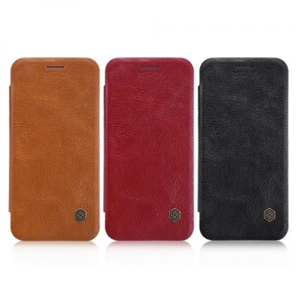 کیف چرمی نیلکین هواوی Huawei P20 Lite / Nova 3e Nillkin Qin