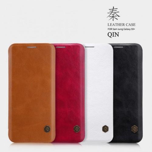 کیف چرمی نیلکین مدل Qin مناسب Samsung Galaxy S9 Plus