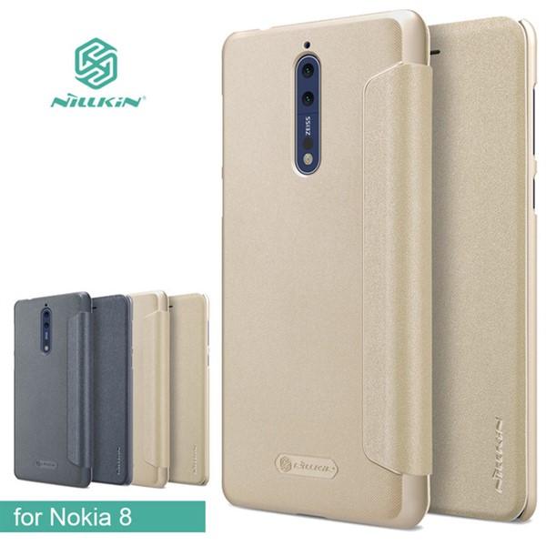 کیف کلاسوری نیلکین مدل Sparkle مناسب Nokia 8