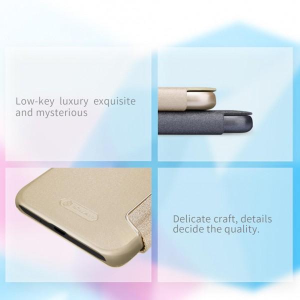 کیف کلاسوری نیلکین مدل Sparkle مناسب Samsung Galaxy Grand Prime Pro / J2 Pro 2018