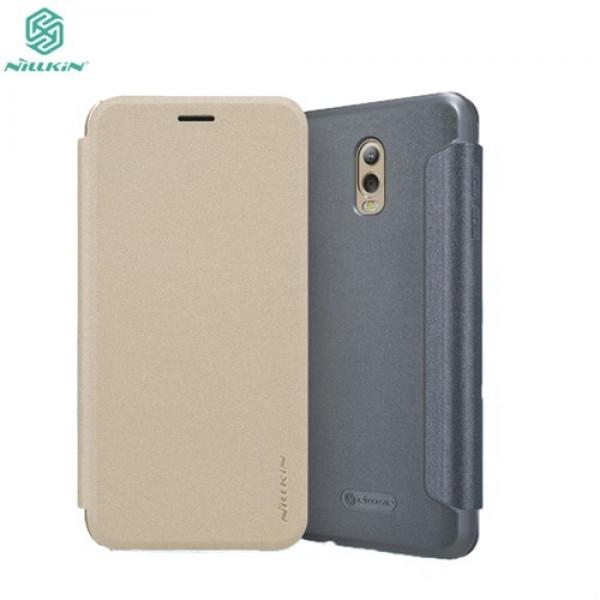 کیف کلاسوری نیلکین مدل Sparkle مناسب Samsung Galaxy C8/J7 Plus