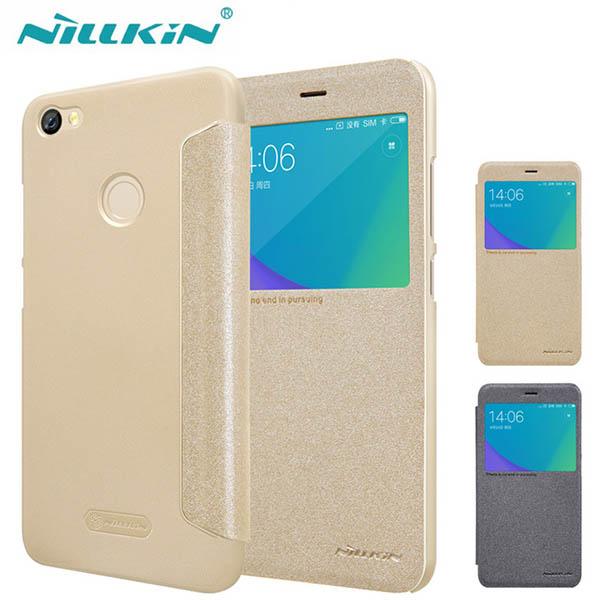کیف کلاسوری نیلکین مدل Sparkle مناسب Xiaomi Redmi Note 5A Prime