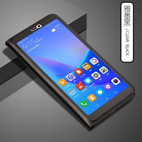 کیف چرمی هواوی Huawei Y9 2018 / Enjoy 8 Plus