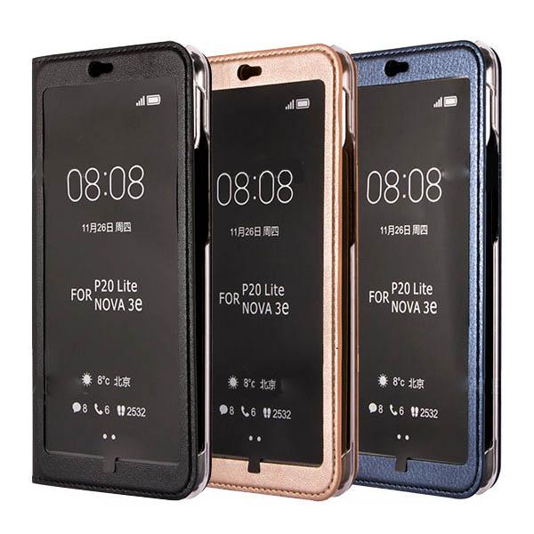 کیف چرمی هواوی Huawei Nova 3e / P20 Lite