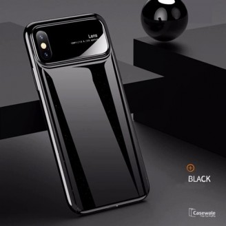 قاب لوکس Lens Mirror Effect مناسب Apple iPhone X