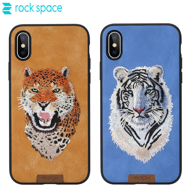 کاور راک Rock Beast Series Embroidery مناسب Apple iPhone X