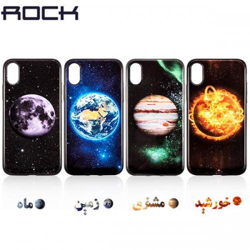 قاب محافظ راک آیفون Rock Orb Series Case Apple iPhone X