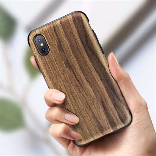 کاور راک چوبی Rock Origin مناسب Apple iPhone X