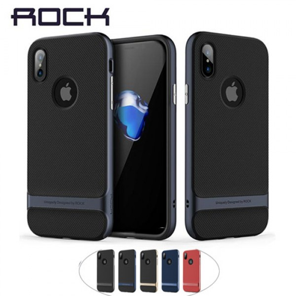 کاور راک Rock Royce مناسب Apple iPhone X