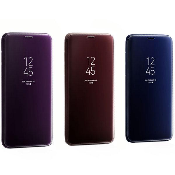 کیف هوشمند اصلی سامسونگ Samsung Galaxy S9 Plus Clear View Standing Cover