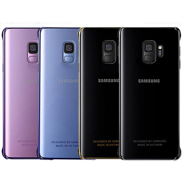 قاب محافظ اصلی سامسونگ Samsung Galaxy S9 Clear Cover