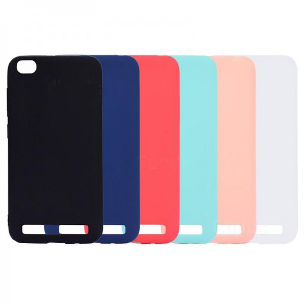 قاب سیلیکونی مناسب Xiaomi Redmi 5A Silicone Case